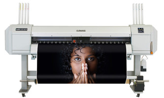 Solvent-Tinte: Mutoh ValueJet 1638X